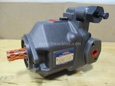 Yuken Hydraulic Piston Pump Ar16 Fr01bs 22 Comparable With Daikin V15air 95