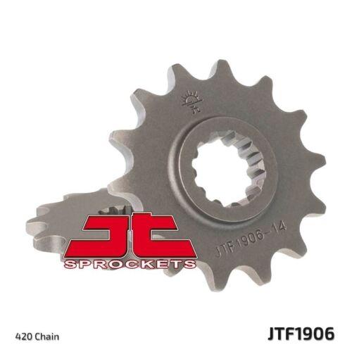 HUSQVARNA CR TC 65 JT Moteur Pignon jtf1906 13 Dents Convient Pour KTM SX 60 65