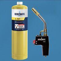 Bernzomatic 2 Piece High Heat Torch Kit
