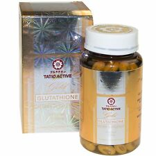 20 Bottles of Tatiomax Glutathione Whitening Gel Capsules w/ Collagen & VitaminC