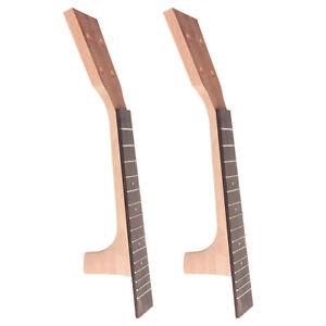 2pcs-Soprano-Ukulele-Neck-Fingerboard-Fretboard-Rosewood-for-Uke