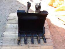 New Fleco Model 66006f 24 Excavator Bucket Attachments For Kubota Kx121