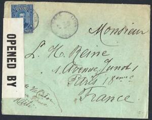 HAITI-OLD-LETTER-WITH-CENSORSHIP-DESTINATION-PARIS-YEAR-1918