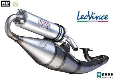 Pot d/'échappement Leovince TT Peugeot Jet Force C-TECH TSDI  Ludix Blaster 50