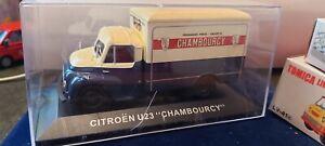 IXO-1-43-CITROEN-U23-CHAMBOURCY-NEUF-EN-BOITE