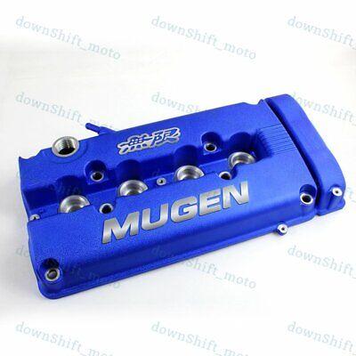 Carbon fiber Muge racing engine valve cover for honda Dohc Vtec 94-99 Integra