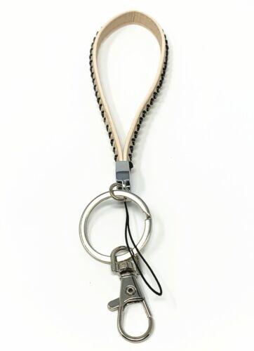 Bling Leather Rhinestone Wristlets key fob keychains for Key Handbags Purses