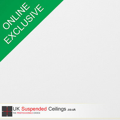 commercial kitchen ceiling tiles cleanable wipeable for grid ceilings 600x600 5060332186396 ebay