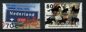 Nederland-1994-1616-1617-ANWB-Wereldruiterspelen