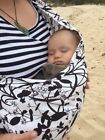 NURTURE SLING® 100% ORGANIC COTTON - new baby sling pouch carrier - Easy to use-