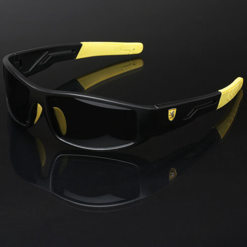 Kids Boys Stylish Sport Sunglasses Baseball Running Cycling Sports Wrap Glasses