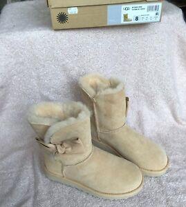 39 Damenschuhe Daelynn Ugg Größe Stiefel Neu Soch Lammfell Boots OXZPukTi