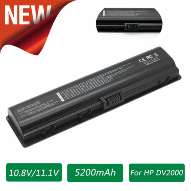 Laptop Battery for HP Pavilion dv6000 dv2000 dv2200 dv2500 dv6100 dv6500 dv6700