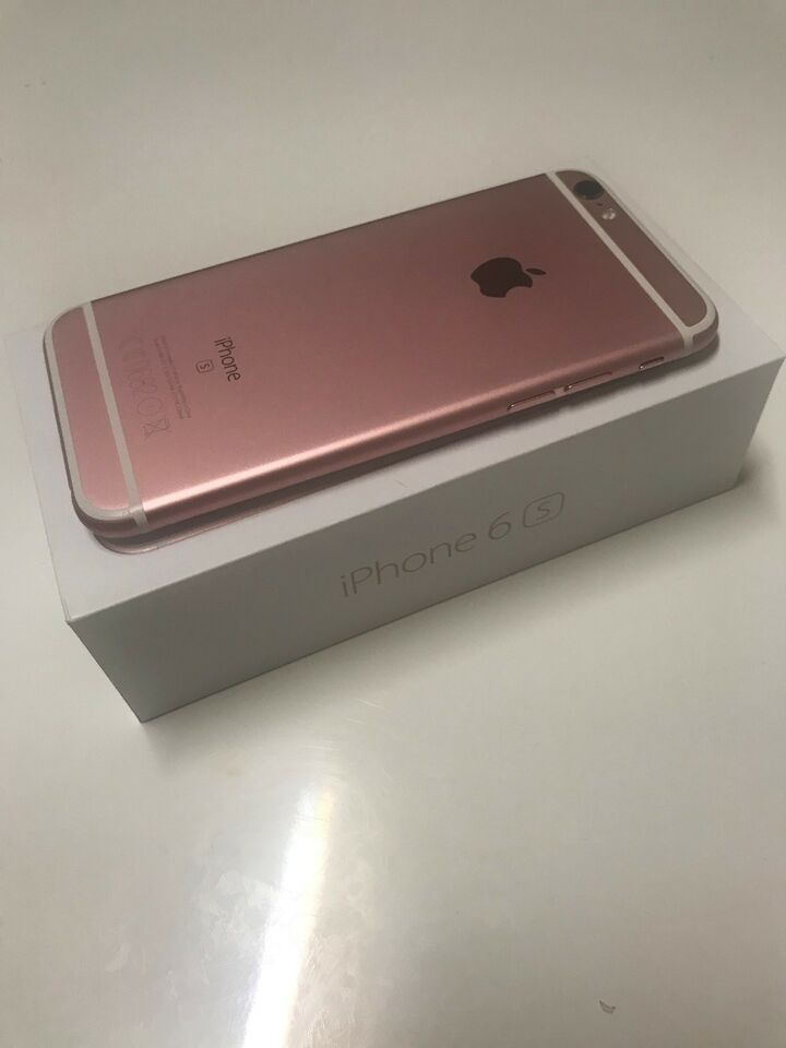 iPhone 6S, 32 GB, pink