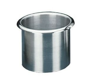 """J92-1000 Search For Flights Stainless Steel Scrap Chute For 6"""" Diameter 6"""" X 5-1/4"""""""