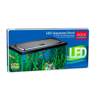 new tetra led aquarium light 20 55 gallon 24 x 12 inch