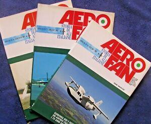AEROFAN-N-76-77-79-ANNO-2001-ALI-ITALIANE