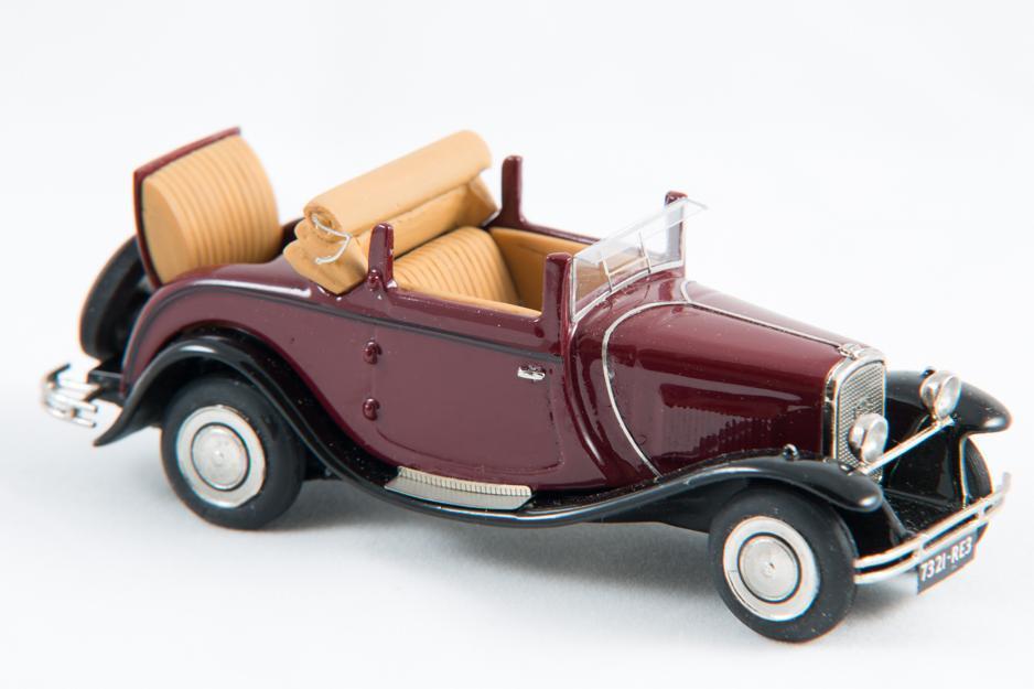 Kit pour miniature auto CCC : Peugeot 183     le 12/six  cabriolet 1931 91ece0