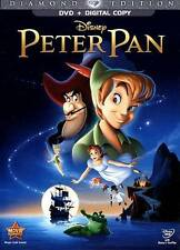Peter Pan [Diamond Edition] DVD, Tony Butala, Tom Conway, Candy Candido, Heather
