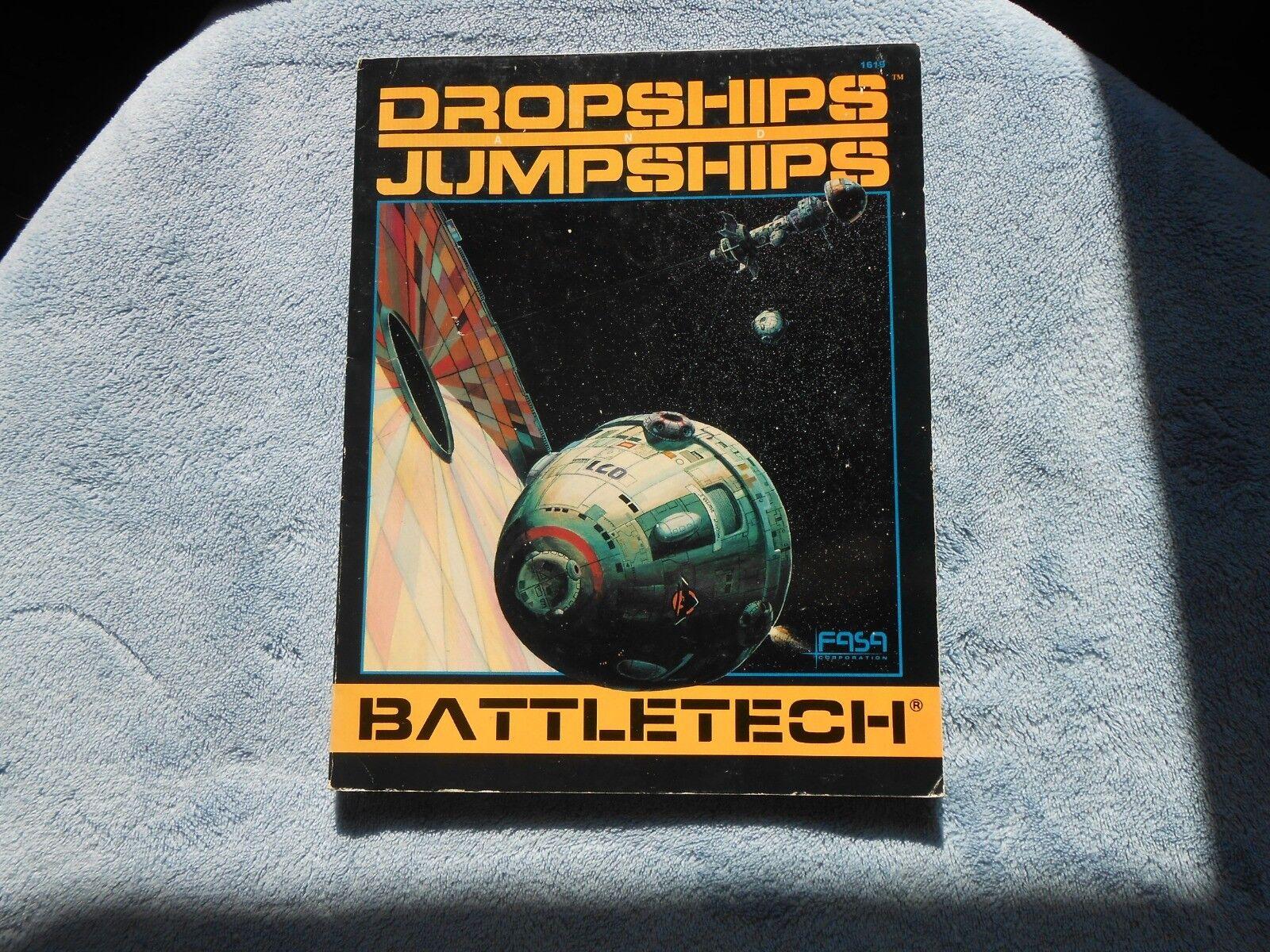 Battletech dropships   jumpships   1619