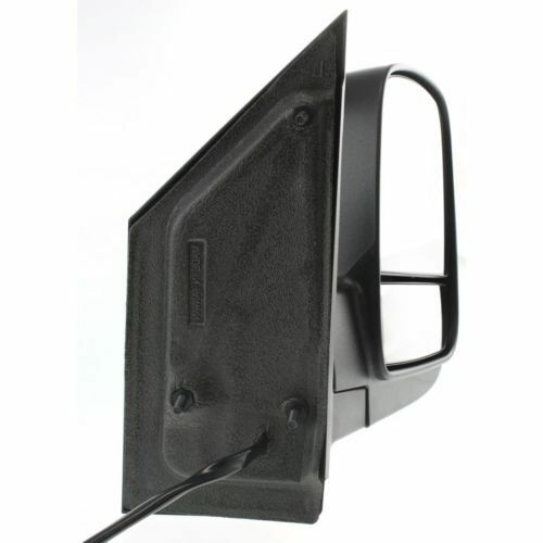 New Mirror for Chevrolet Express 2500 GM1321396 2008 to 2012 Passenger Side