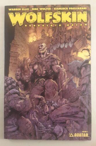 1 of 1 - Wolfskin: Hundreth Dream: v. 2: Hundredth Dream by Warren Ellis paperback