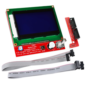 KOOKYE-LCD-12864-Graphic-Smart-Display-Controller-Module-with-Connector-Adapter