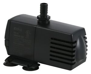 EcoPlus Eco 185 Fixed Flow Submersible or Inline Water Pump 158 GPH