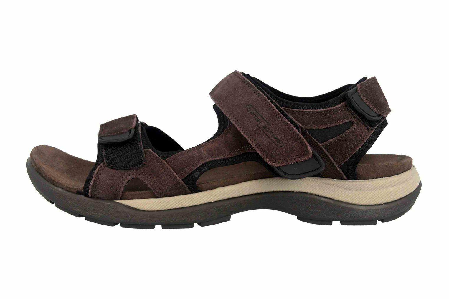 promo code 96f3f a8aff CAMEL Active sandalo in in in overDimensione Marroneee 540.11.02 grandi  scarpe da uomo 6bd501