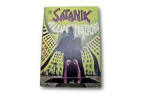 SATANIK-ORIGINALE-EDIZIONI-CORNO-N-76-SK-076