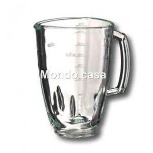 Braun Ciotola Bicchiere In Vetro Mx2050 Multiquick Jb3060 Originale Br64184642 Vbru7nym-12053922-883592041