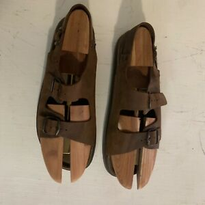 Bass-men-s-Italian-leather-sandals