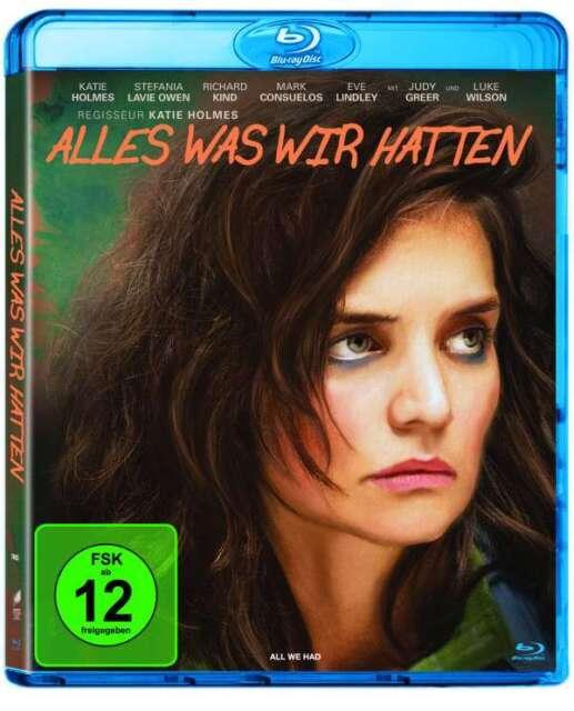 Alles was wir hatten - Katie Holmes - Blu Ray