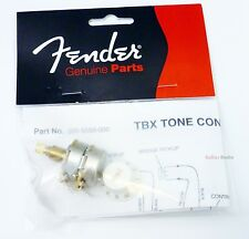 New Genuine Fender TBX Tone Control Pot Strat Tele 0992052000 +Guitar Methods