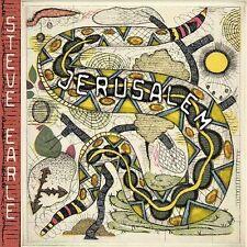 Jerusalem by Steve Earle (CD, Sep-2002, Artemis Records)