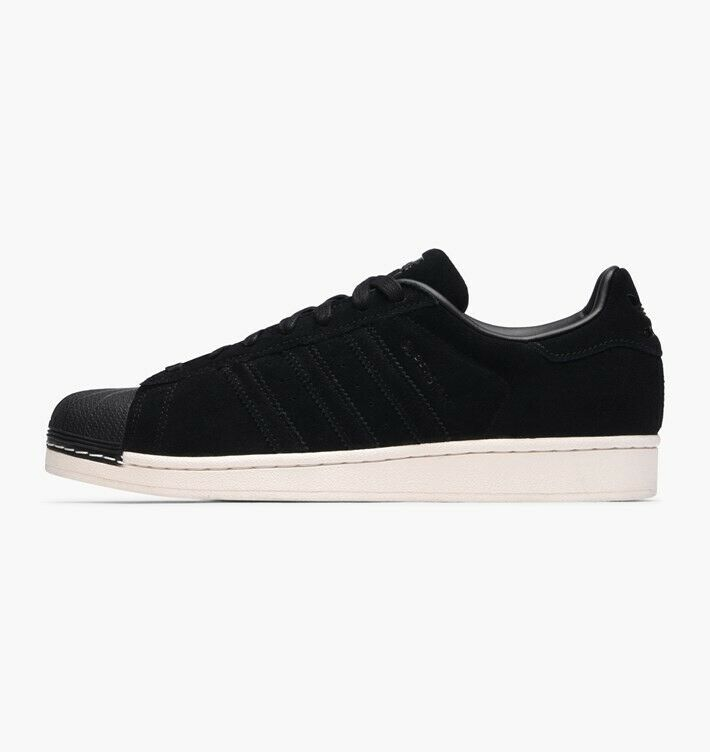 Men's adidas Originals Superstar   Black  - BZ0201