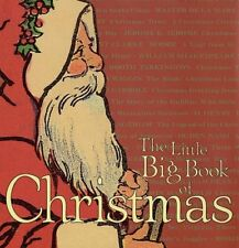 The Little Big Book of Christmas by Lena Tabori (1999, Hardcover)