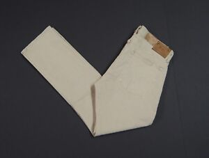 0ba37a6bf80b POLO RALPH LAUREN Stretch Cotton Varick Slim Straight Beige Jeans ...
