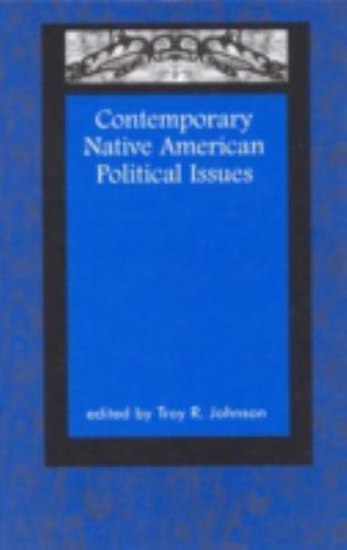 Contemporary Native American Communities   Johnson AltaMira Press,1999 Like New