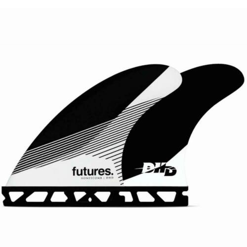 Futures Fins DHD Thruster Fins Set Surfboard Medium Fins