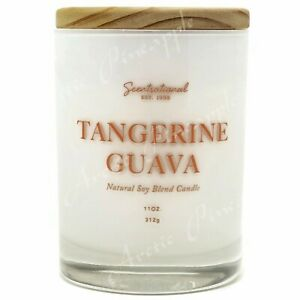 Scentsational-Natural-Soy-Blend-11oz-1-Wick-Medium-Candle-Tangerine-Guava