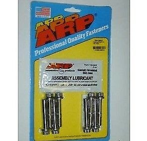ARP 2000 PRO SERIES; 3//8 8 PIECES CONNECTING ROD BOLT KIT # 200-6209