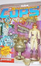 C.O.P.S. cops n crooks 1988 hasbro toys action figures DR BADVIBES mad scientist