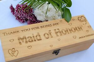 Wedding-Wine-Bottle-Gift-Box-Maid-of-Honour-Best-Man-Bridesmaid-Usher