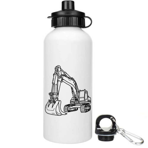WT025350 Trinkflaschen /'Digger/' Mehrweg-Wasserflaschen
