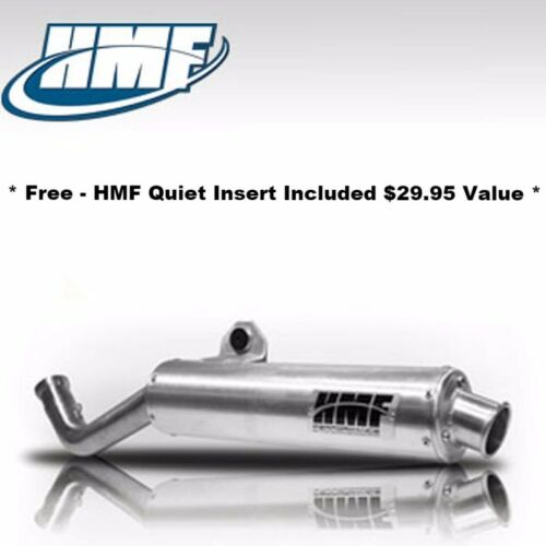 HMF Performance Exhaust Muffler Slip-on Yamaha Kodiak 400 2000-2002