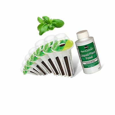 Miracle-Gro AeroGarden Pesto Basil Seed Pod Kit 6-Pod