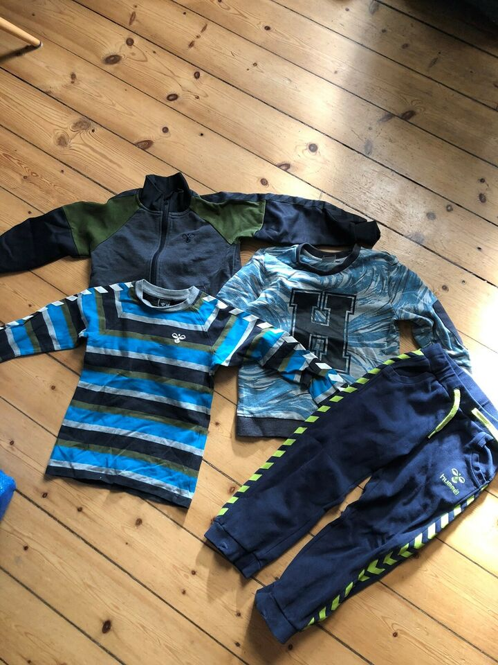 Blandet tøj, Blandet, Hummel/Adidas/phister&philina