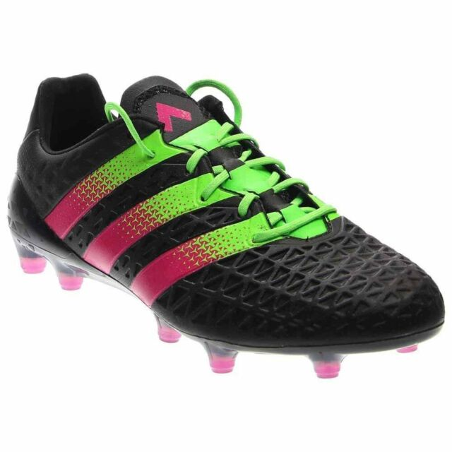 outlet store 1a027 4e3cc adidas Ace 16.1 FG/AG - Black - Mens
