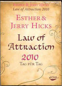 Hicks-Law-of-Attraction-2010-Kalender-Abreisskalender